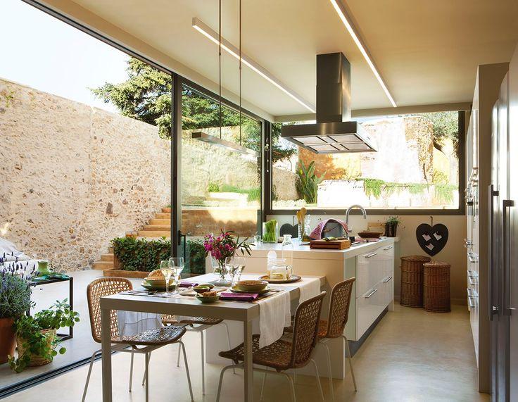 562 mejores im genes sobre vivre dehors outdoor en for Cocinas para patios