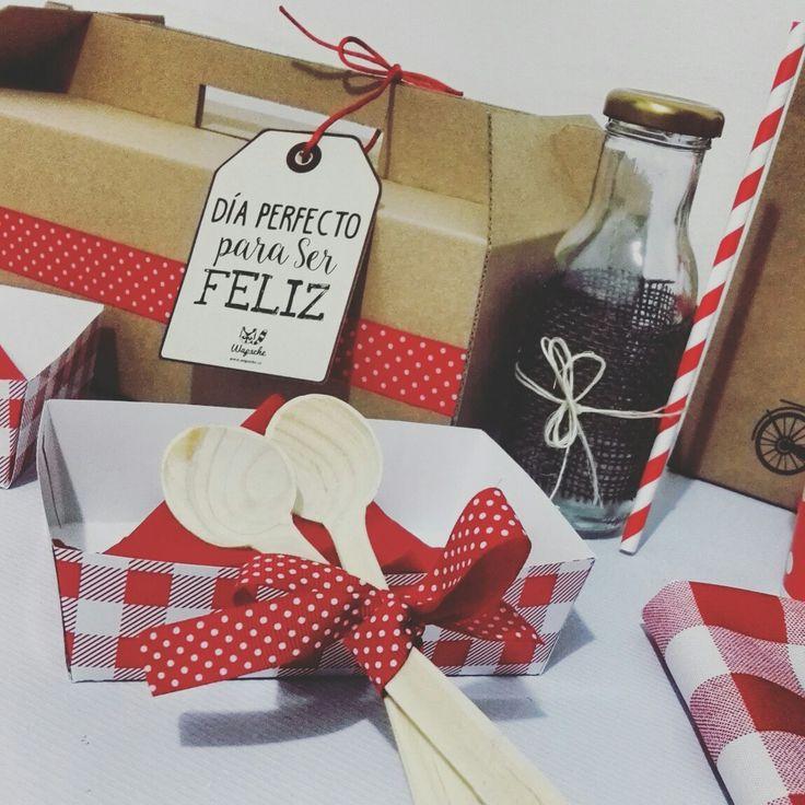 Día de Picnic🍏🍉🍃 día feliz! #picnicbox