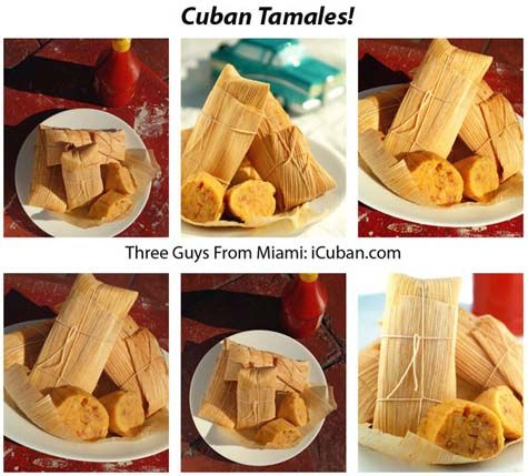 how to make cuban tamales simple easy to make cuban spanish and latin american recipes with. Black Bedroom Furniture Sets. Home Design Ideas