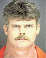 Scott Erskine    Mugshot of Scott Erskine  Background information  Born	 December 22, 1962 (age 49)  San Diego, California  Penalty	Death  Killings  Number of victims	3+  Country	U.S.  State(s)	Florida, California  Date apprehended	1993