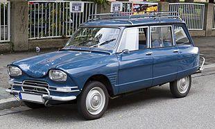 Citroën Ami 6 Break