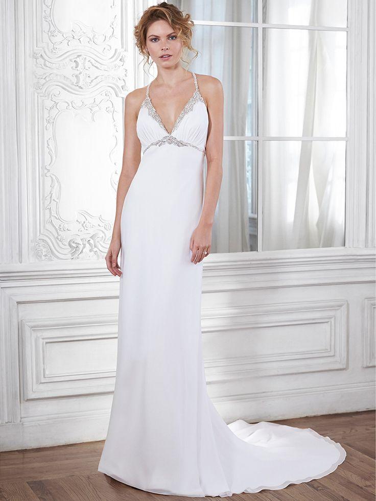 Superb Maggie Sottero Wedding Dress Isla