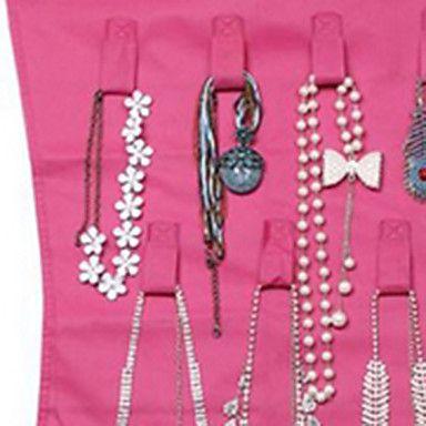 EUR € 8.63 - Классический красивая одежда Тип Багги сумка браслет Стенд водонепроницаемый многоцветные ткани ювелирные сумки (1 шт) (черный, розовый), Бесплатная доставка на все электронные новинки!