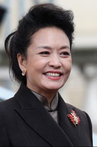 Peng Liyuan, 53 year old First Lady of China