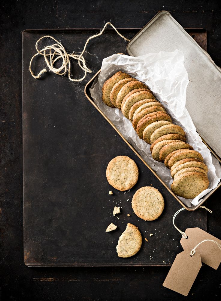 Earl Grey -keksit | K-ruoka #joulu #ruokalahja