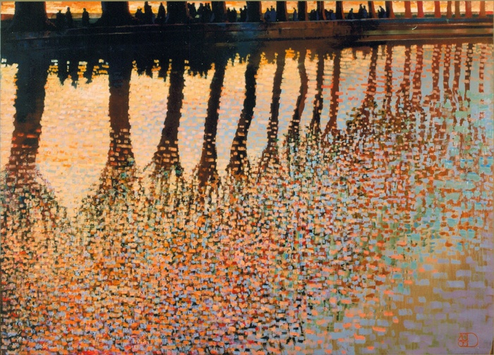 Dutch Painter, Ton Dubbeldam,