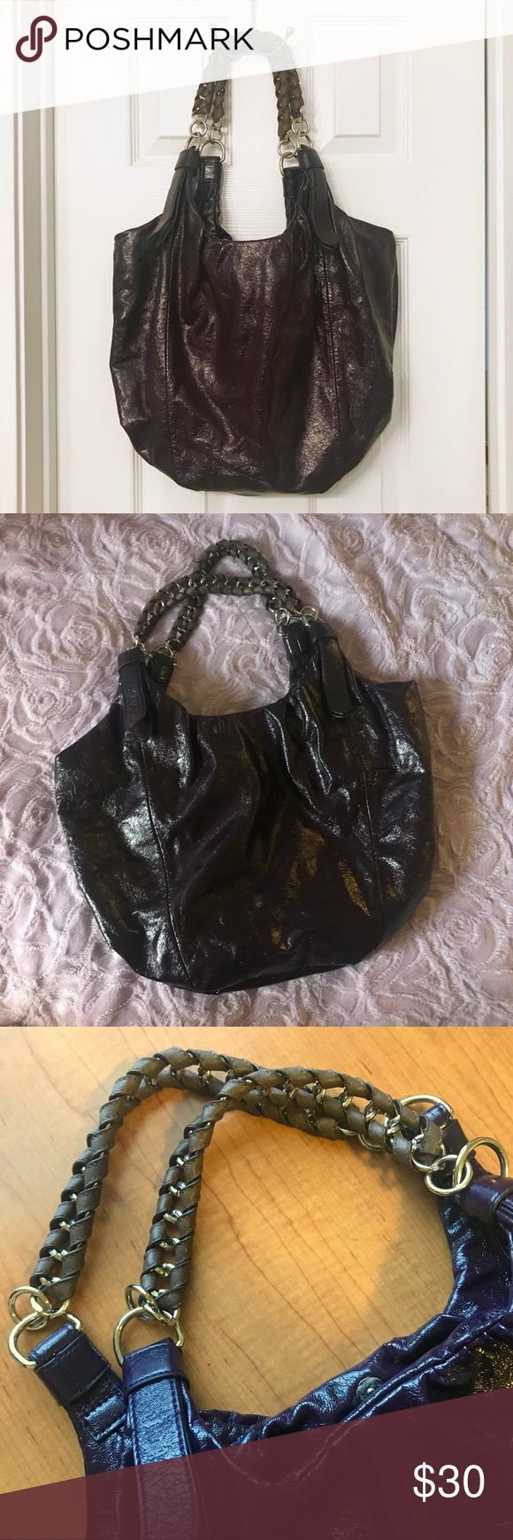 Banana Republic bag Violet hobo bag from Banana Republic. New with no tag. Banana Republic Bags Hobos