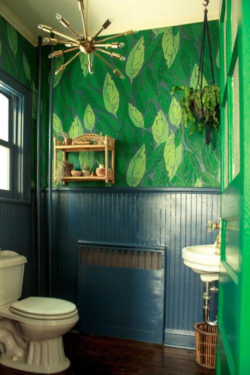 Μια ντουζίνα Ιδέες για μικρά μπάνια - δωμάτια ομορφιάς!
