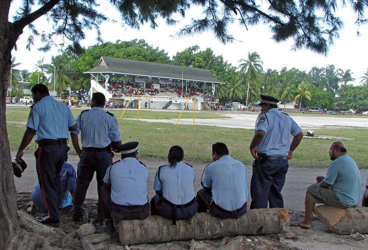 https://flic.kr/p/7SsTfp   Kiribati 09563   Sports at the National Stadium, Bairiki, South Tarawa, Kiribati