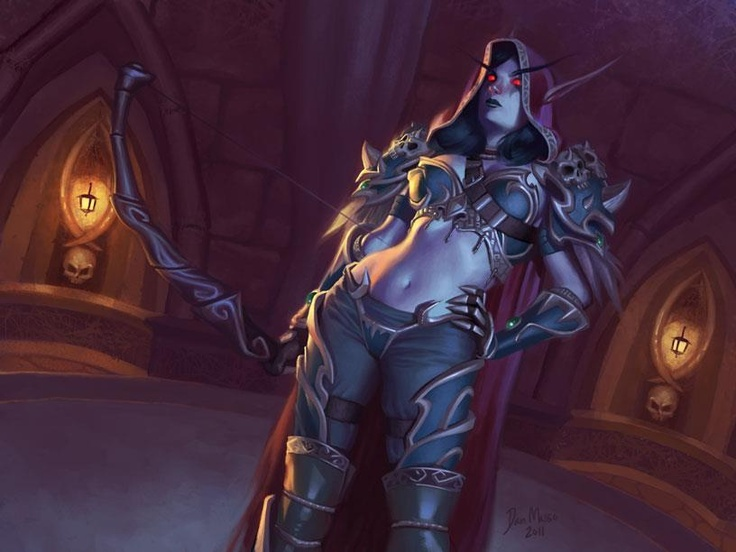 The best wow lady sylvanas images on pinterest lady sylvanas