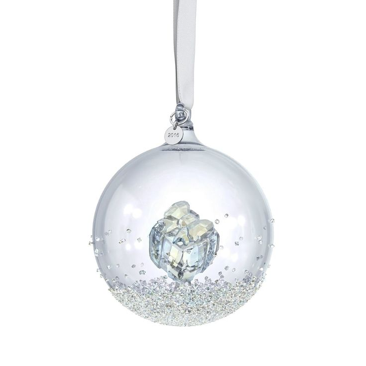 Swarovski Christmas Ornament 2000 Part  17 2013 Swarovski Ball