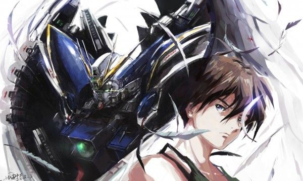 Gundam Wing Endless Waltz Wallpapers