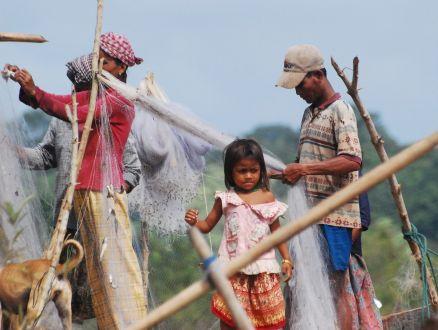 Une nouvelle culture s'offre à vous avec les cambodgiens.