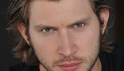 Greyston Holt. Those eyes…and lips…If The Shape Shifter series will be filmed one day, he would be a perfect choice for the lead part. http://www.amazon.com/Imminence-Shape-Shifter-Book-1-ebook/dp/B006HSEMBM