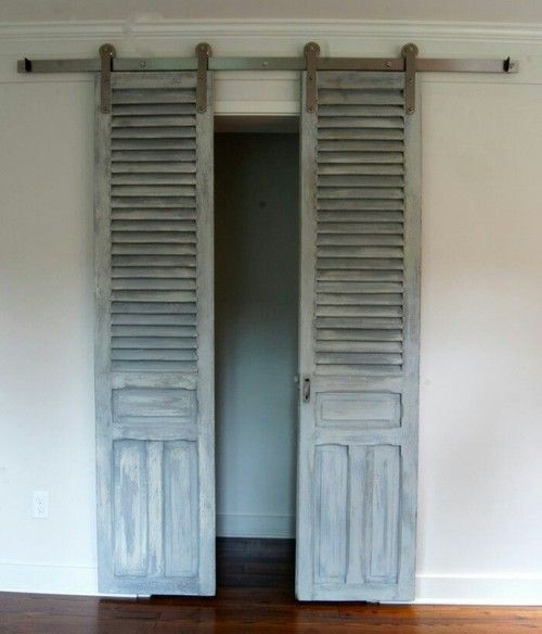 Best 25+ Folding Closet Doors Ideas On Pinterest | Closet Doors, Louvered  Door Ideas And Bi Fold Closet Doors