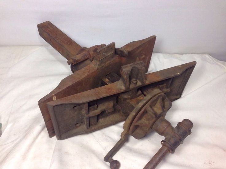 Antique Emmert K1 Pattern Makers Vise Blacksmith In 2019
