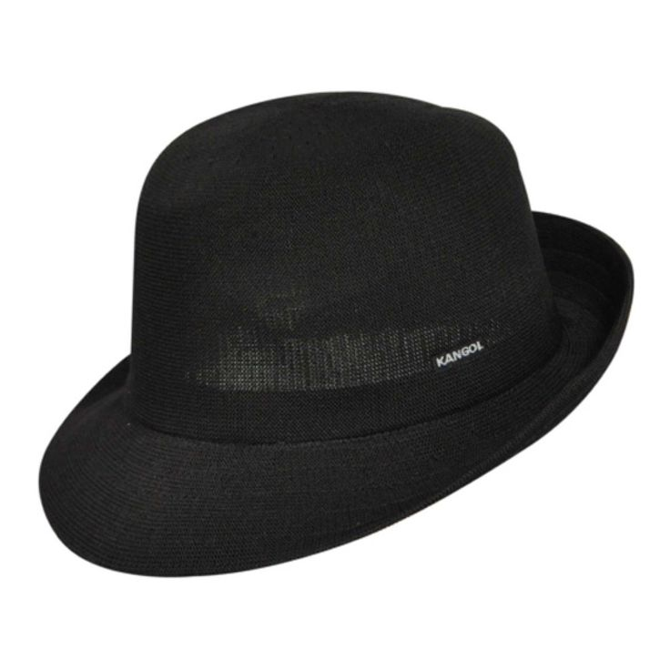 Kangol Hiro Trilby - Fedora Hat $54.00   The Hiro Trilby will rally behind you no matter what you wear; it's a great casual hat for any day. From Kangol's Heritage Collection, this popular style returns year after year due to demand. Lightweight and durable, the Hiro Trilby can be your hero. This style is unlined.