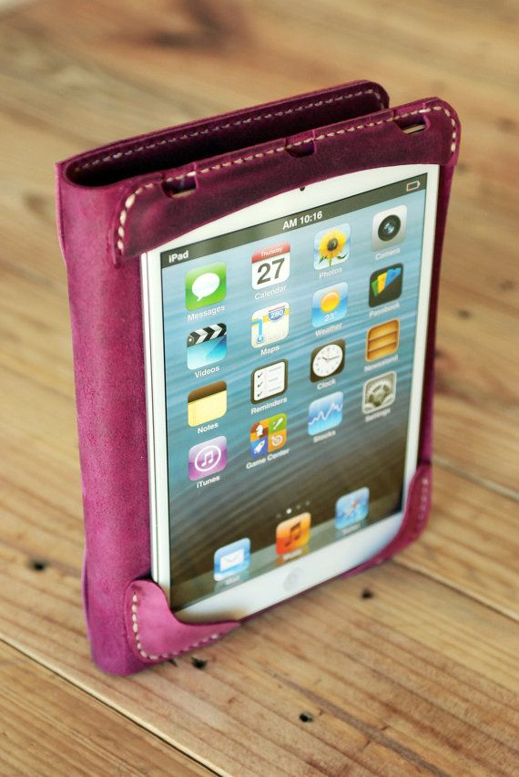 Ipad mini case. Ipad leather cover by Just Wanderlust  See more pictures on: www.facebook.com/JustWanderlust