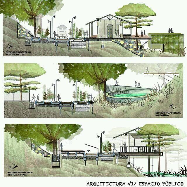 Arquitectura y Espacio Publico