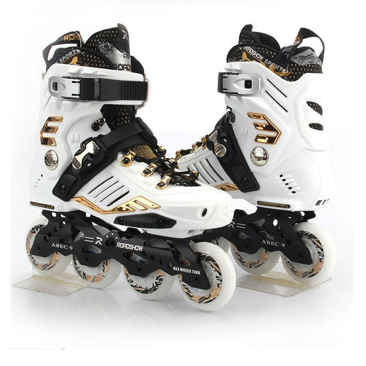 ROADSHOW RX6 Inline Skates Professional Adult Roller Skating Shoes skates for figure skating-in Skate Shoes from Sports & Entertainment on Aliexpress.com | Alibaba Group