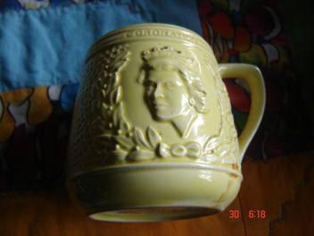 coronation queen elizabeth cup 1953