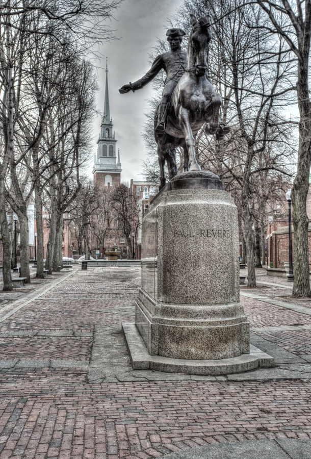 Boston is one of the many historical site with are beautiful country that. I consider beautiful. Like My roman pic, boston has a long history within are nation that simply draws me in and make my imaginations run wild.