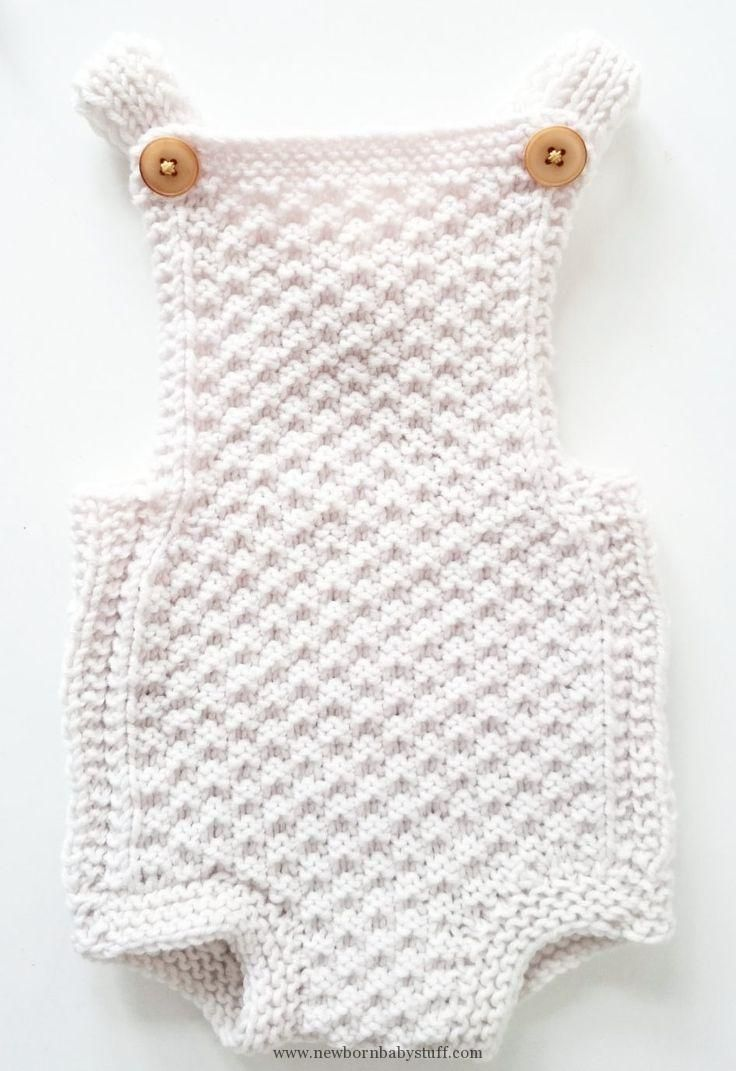 25+ Best Ideas about Baby Romper Pattern on Pinterest ...