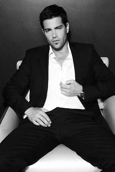 Jesse Metcalfe ;) I think he would have been the perfect Christian grey