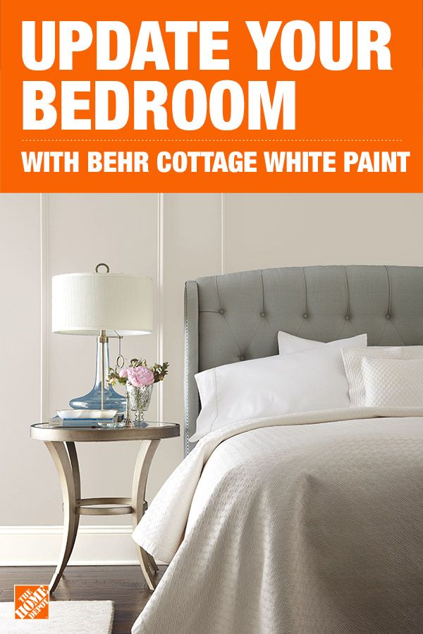 Behr Ultra 1 Gal 13 Cottage White Eggshell Enamel Interior Paint And Primer In One 275001 Interior Paint Trending Paint Colors Home