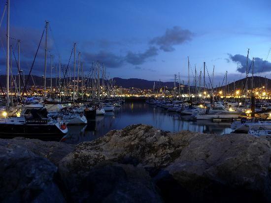 Getxo, Puerto Deportivo.
