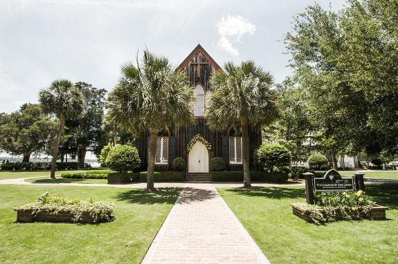 Hilton Head Weddings - Church of the Cross - Amy-Marie Kay Photography