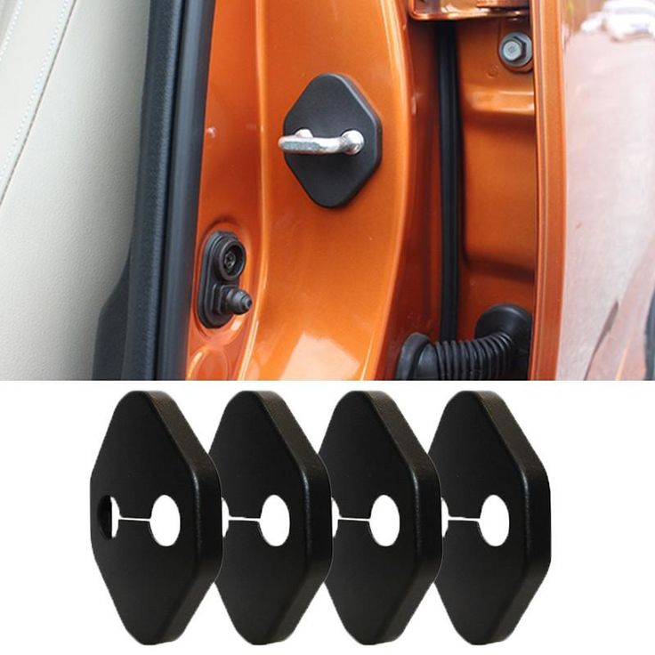 Car Door lock protective cover For Toyota RAV4 2013 2014 Camry 2012 Vios 2005 2006 Honda Accord FIT CITY CRV CIVIC vezel