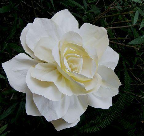Carols Crafted Paper Flower Cottage