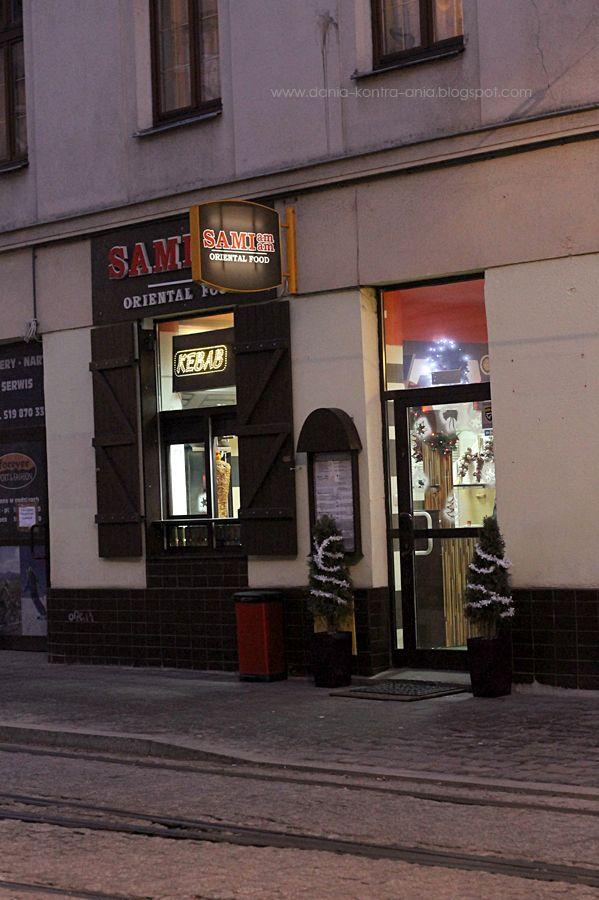 Sami Am Am (Kraków)   dania kontra ania   opinie o restauracjach w Krakowie