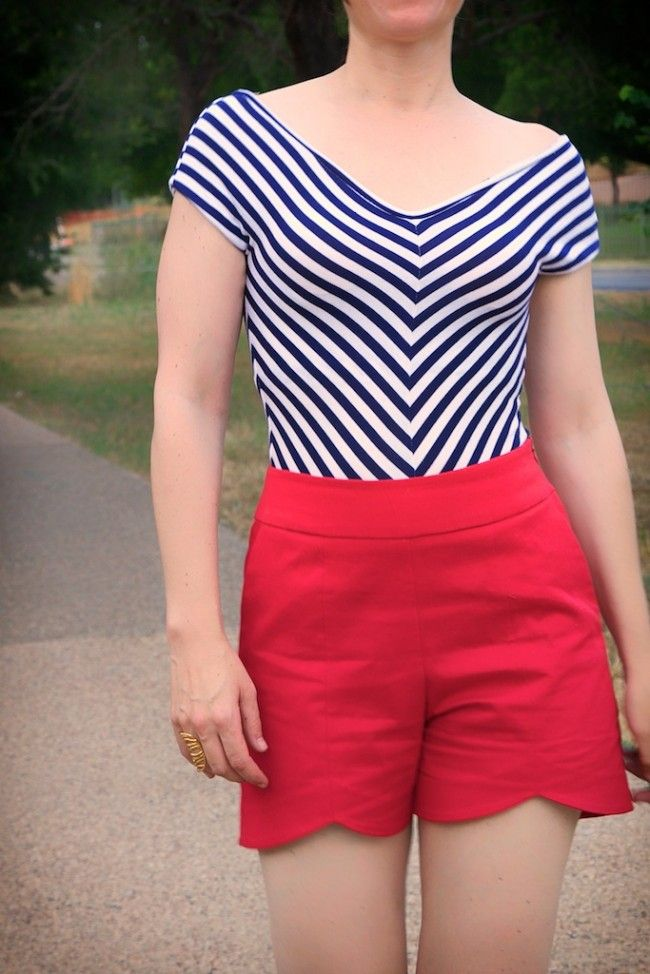78 best sewing shorts images on Pinterest