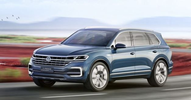 2018 VW Touareg Design, Performance, Exterior, Interior, Engine, Price