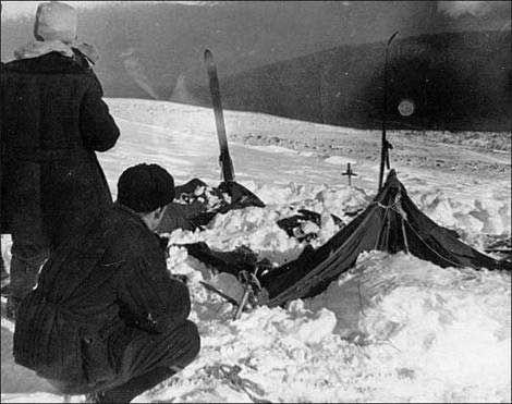 Альпинисты Северной столицы. Тайна гибели группы Дятлова.