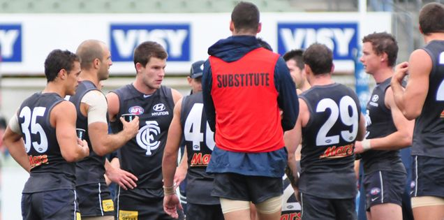 #Carlton Start 0-4, Are They Cooked? | #CommentaryBoxSports #AFL #AussieRules