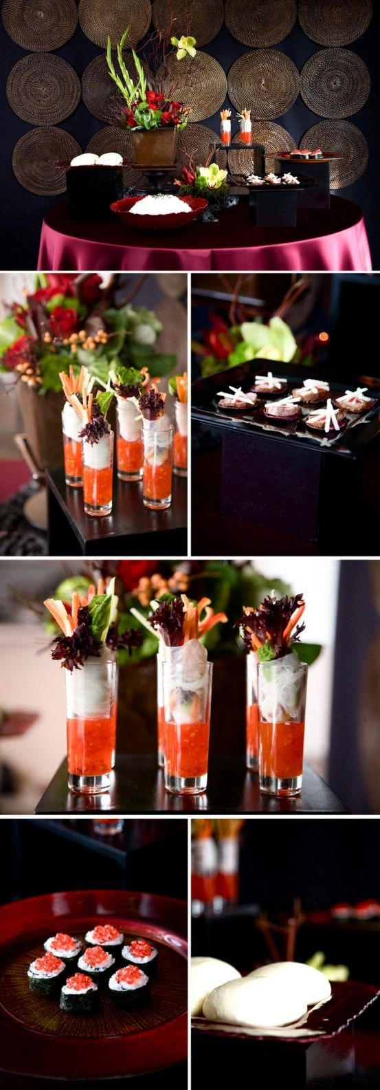 Party food -  very exciting looking cocktail dishes - You want to lose weight for good - check out this here at http://belfit.com