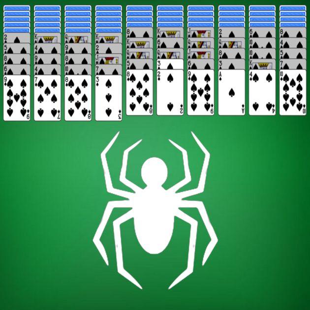 Spider Solitaire Regeln