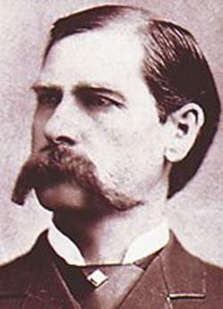 Wyatt Earp is famous for his infamous gunfight at the OK Coral