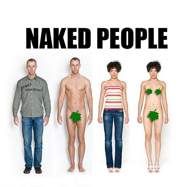 naked people website