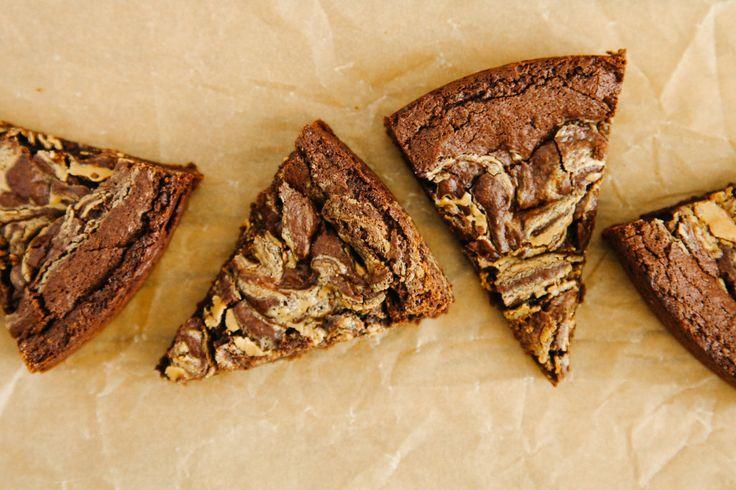 Peanut Butter Swirl Brownies | eHow Food