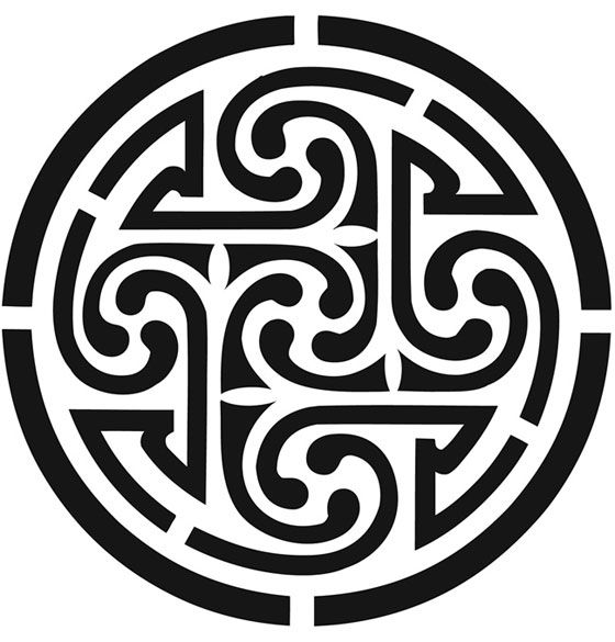 Image detail for -Today's free pattern is a beautiful celtic knotwork design.                                                                                                                                                      Más