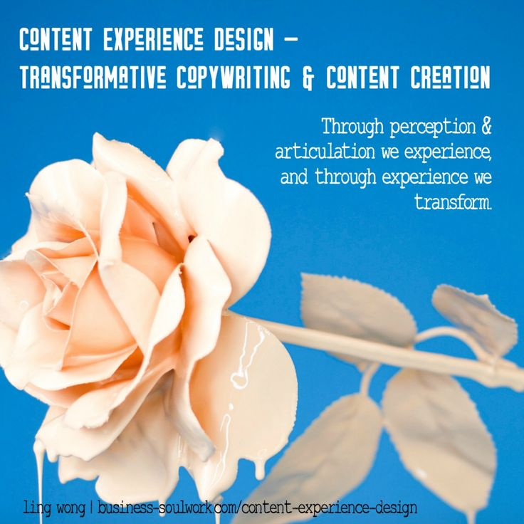 Through perception and articulation we experience and through experience we transform.  All these pieces are woven together into a web that connects you, your audience, and your body of work into a meaningful whole that addresses the world around you and your audience.  HONEST MARKETING starts with creating a connection between our message and ourSELVES; and a resonance between our message and our audience.  #contentmarketing #copywriting
