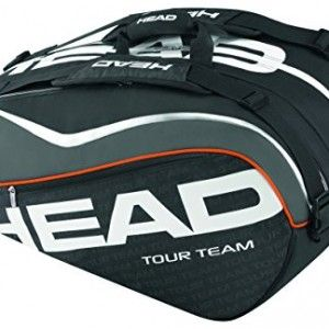 A Great functional Tennis Bag at a Great price HEAD-Tour-Team-12R-Monstercombi-Tennis-Bag @luxurytennisclub.com