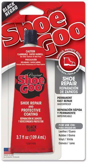 Shoe Goo (Clear or Black)
