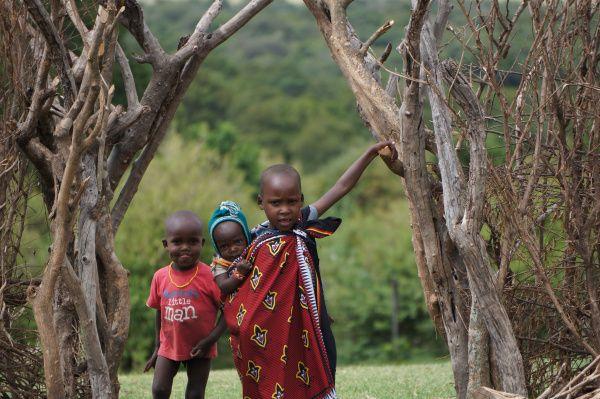 Masai Tribe, Kenya Africa