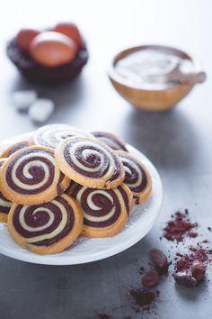 Entra in un vortice di gusto con i nostri deliziosi #biscotti girandola! #Giallozafferano #recipe #ricetta #merenda