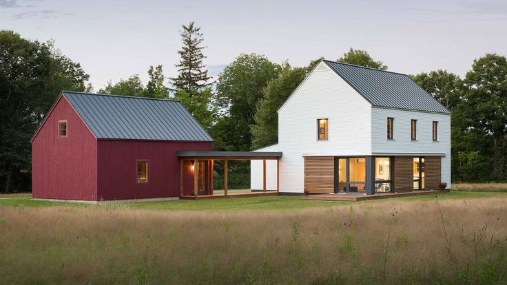 Prefab homes from Go Logic offer 'rural modernism' assembled in 2 weeks - Curbed
